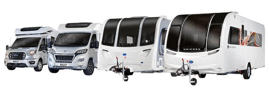 View our Bailey Caravans