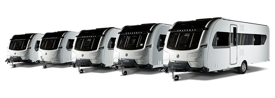 View our Coachman Caravans