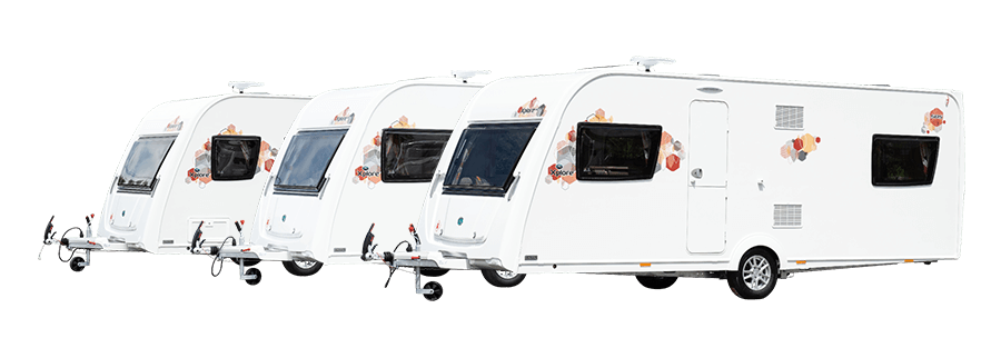 View our Xplore Caravans