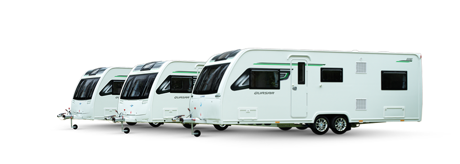 View our Lunar Caravans